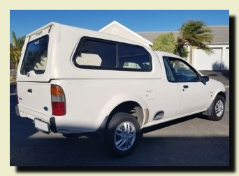 pick up for sale cape town