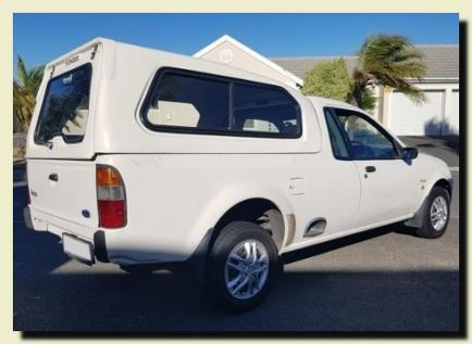 Used Ford Bantam for sale in Cape Town