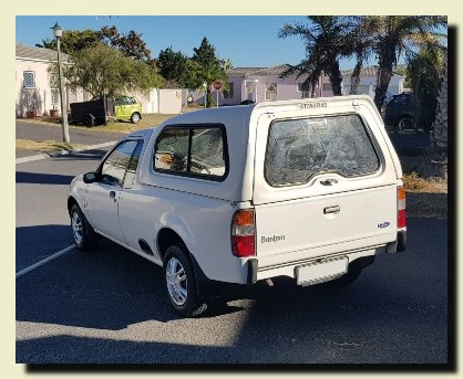 Cape Town used Bakkie for sale