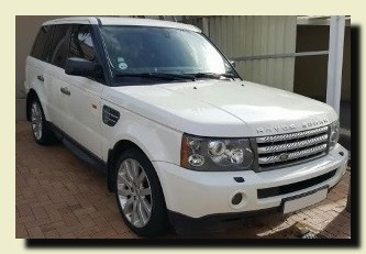 used land rover cape town