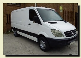 Mercedez Nenz van For Sale in Cape Town