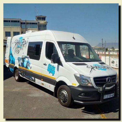 Vehicle for hire Cape Town