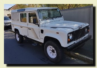 Landrovers for sale